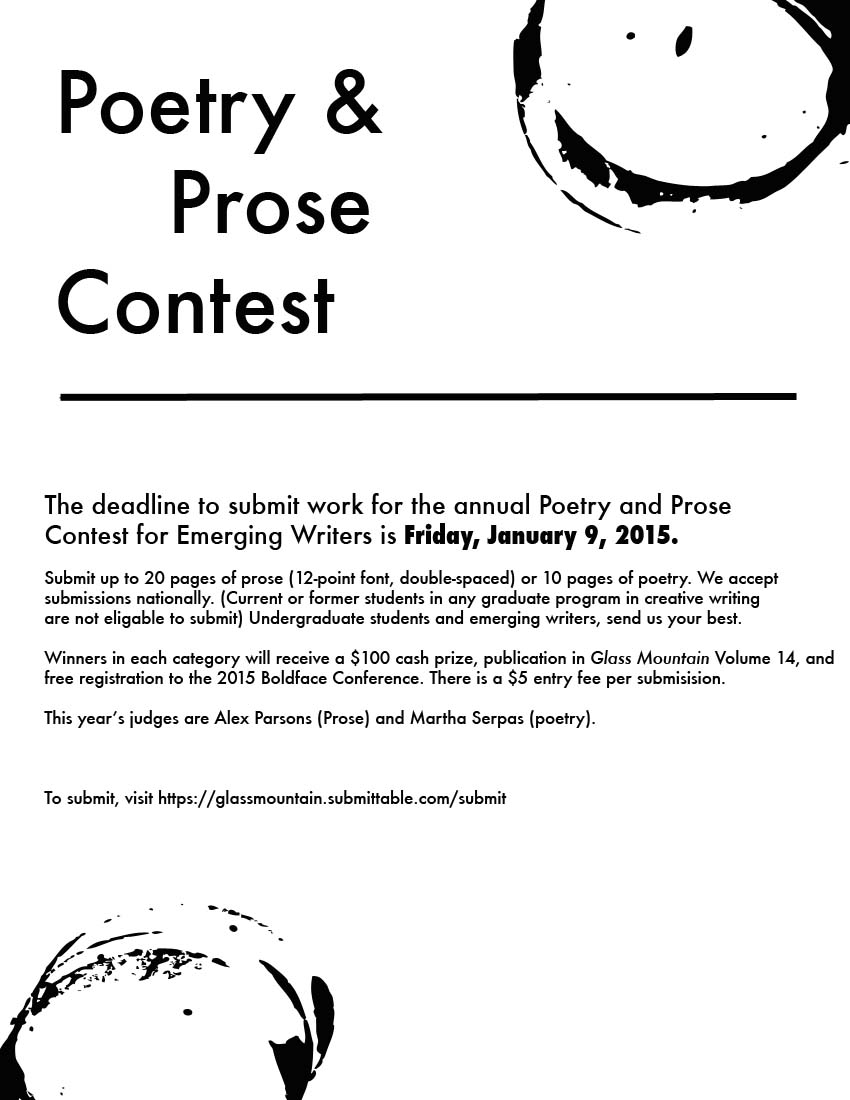 poem writing contests Closed writer's digest's only competition exclusively for poetry, the annual poetry awards when winners are announced and other writing competitions.