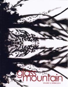 Glass Mountain Magazine | Volume 12, Spring 2014