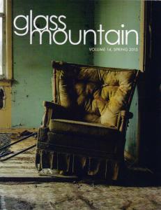 Glass Mountain Magazine | Volume 14, Spring 2015
