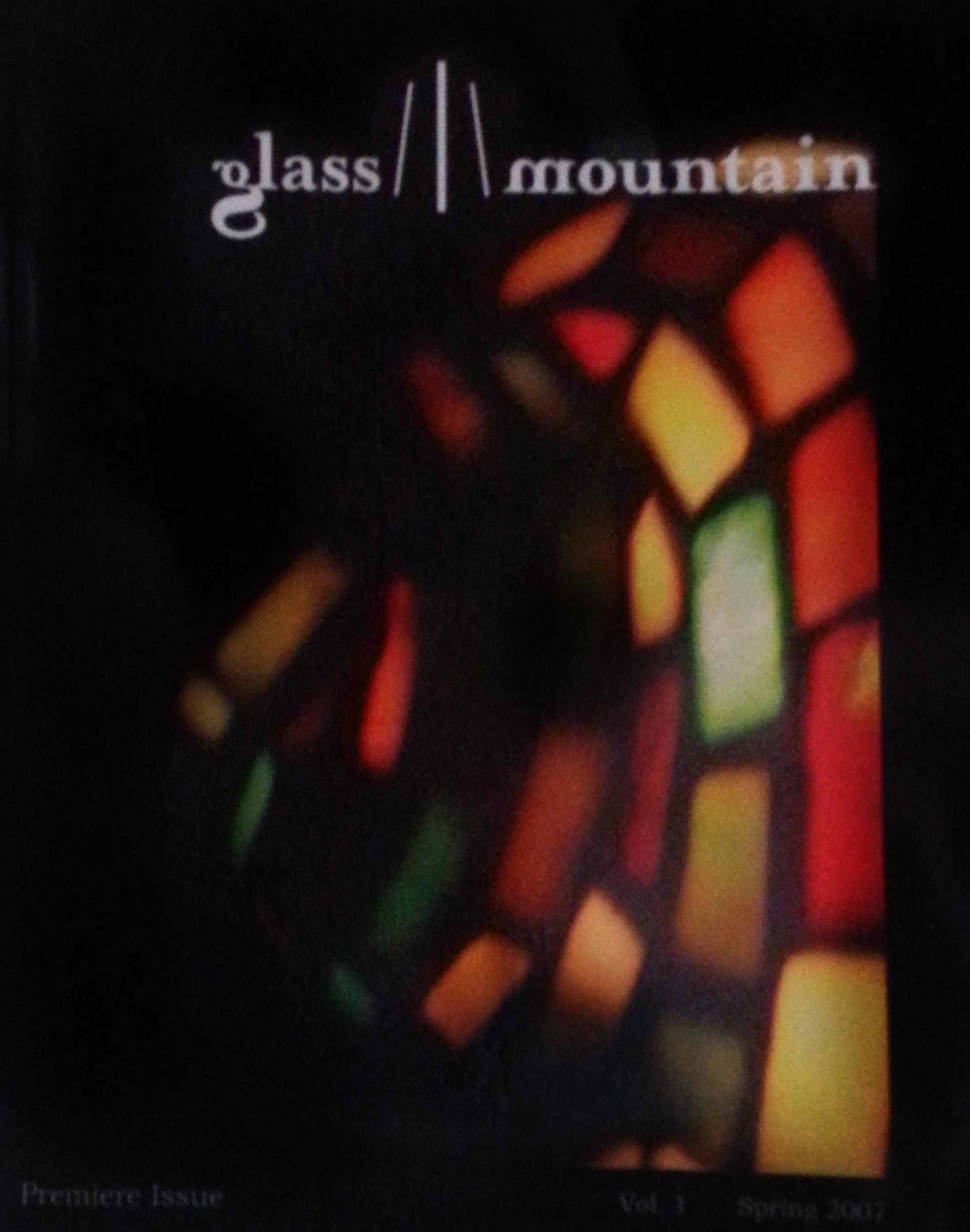 Glass Mountain Magazine | Volume 1, Spring 2007