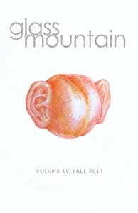 Glass Mountain Magazine | Vol 19, Fall 2017